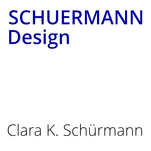 SCHUERMANN Design - Clara K. Schürmann